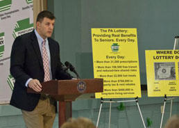 Pennsylvania Lottery Celebrates Older Pennsylvanians Month