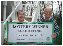 PA Lottery Funds Property Tax and Rent Rebates – Every Day!