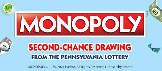 Monopoly Second-Chance Drawing