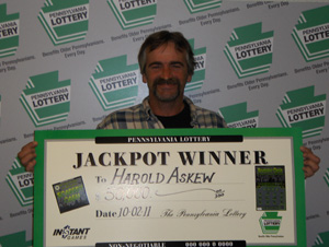 PA Lottery VIP Club http://www.palottery.state.pa.us/VIP-Players-Club/VIP-Press/The-VIP-Press/November-2011/Wyoming-County-Man-is-a-Scaredy-Cash-Winner.aspx