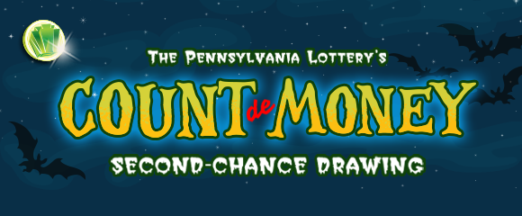 Count de Money Second-Chance Drawing