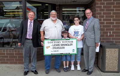 PA Lottery VIP Club http://www.palottery.state.pa.us/VIP-Players-Club/VIP-Press/The-VIP-Press/August-2011/Centre-County-Man-Wins-Record-Treasure-Hunt-Prize.aspx