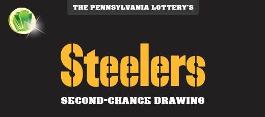 Steelers Second-Chance Drawing