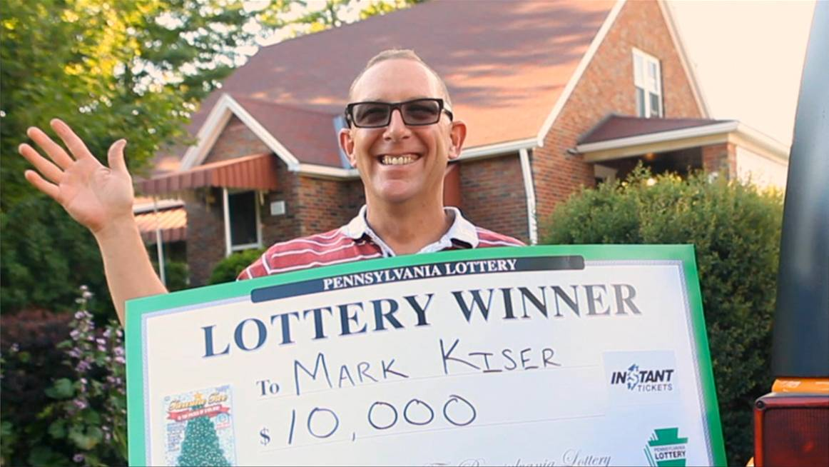 See PA Lottery Winners!
