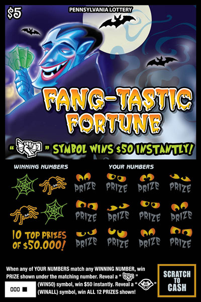 Fang-Tastic Fortune
