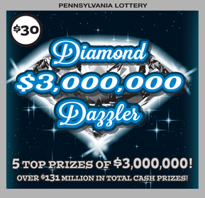 $3,000,000 Diamond Dazzler