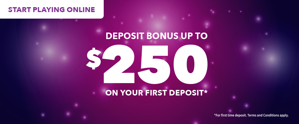 iLottery - Start Playing Online - Deposit bonus up to $250 on your first deposit.