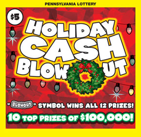 Holiday Cash Blowout