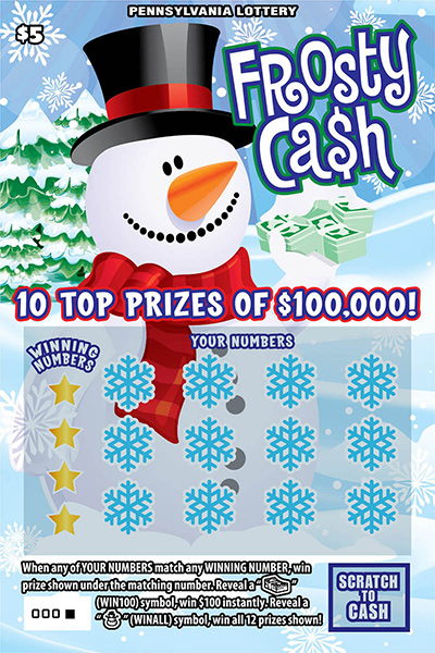 pa lottery instant games with best odds