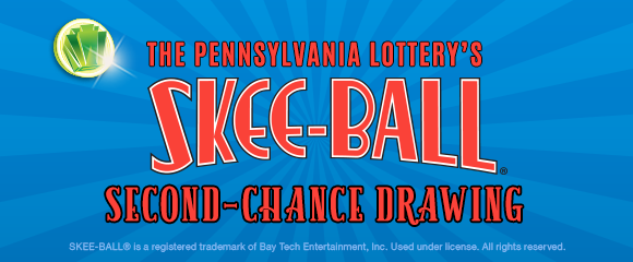 SKEE-BALL® Second-Chance Drawing