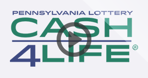 Pennsylvania Lottery - Cash4Life - Draw Games & Results