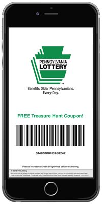 Pennsylvania Lottery - Mobile Coupon FAQs
