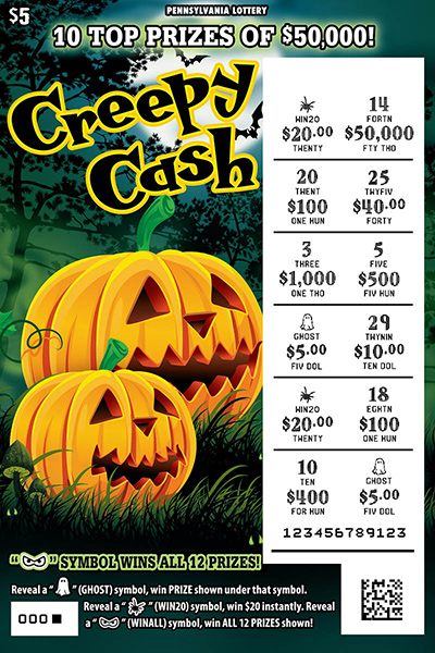 Pennsylvania lottery instant games pa lottery games