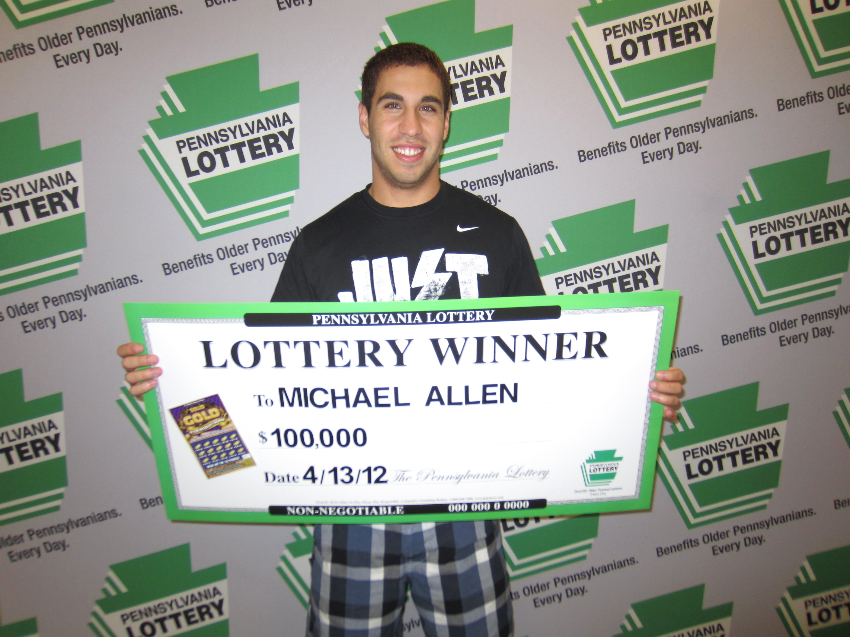 lottery winnings Get lotto numbers sent direct to you when you join mylottery you can have winning numbers sent to you your way, be the first to know about new scratch games, get exclusive features like auto-entry into second-chance drawings, and so much more.