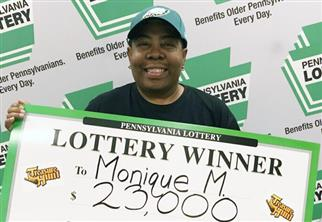 Winner Monique M.